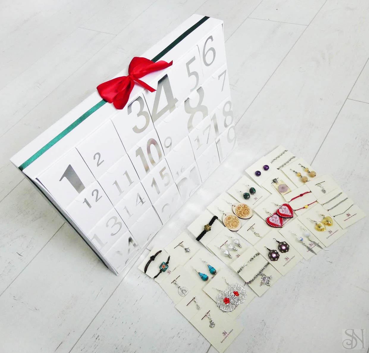 Handmade adventný kalendár